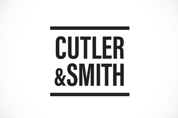 Cutler & Smith - Logo Design Example