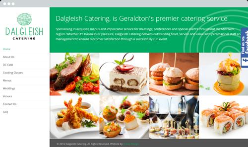 Dalgleish - Website Design