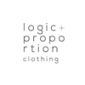logic + proportion Logo