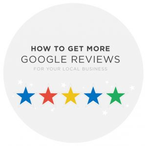 Get Reviews on Google My Business