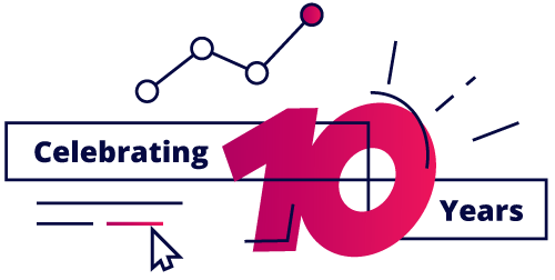 Scoop Design - Celebrating 10 years in business