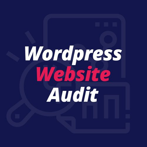 Wordpress Website Audit